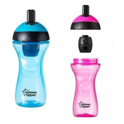 Tommee Tippee Filter Cup (PINK / BLUE) FREE Replacement Filter (WORTH $22!!)