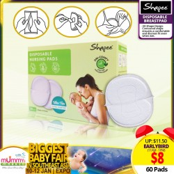 SHAPEE Disposable Breastpad (60 pads)