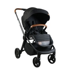 Royal Kiddy London RK 2-in-1 Duplex Plus Double Facing Compact Stroller FREE Mosquito Net & Rain Cover