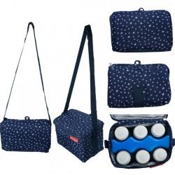 Autumnz Fun Foldaway Cooler Bag