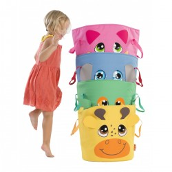 Okiedog Lil' Pet Pals Storage Bin (Available in 4 Designs) *BUY MORE SAVE MORE!!