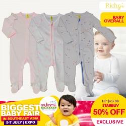 RICHGI Baby Apparel Overall