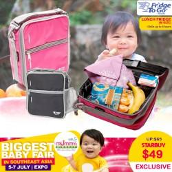 Fridge to Go Lunch Fridge M Cooler Bag