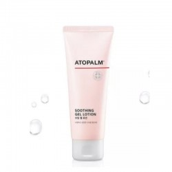 Atopalm Soothing Gel Lotion Skincare 120ml - (2 Bottles)