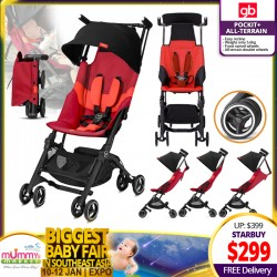 GB Pockit+ All Terrain Stroller
