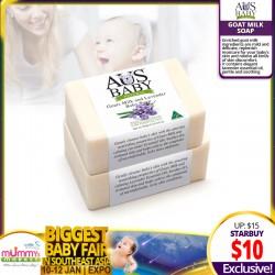 AUSBaby Australia AUS Baby Goat Milk Soap