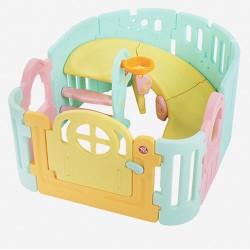 Yaya Round Babyroom Playard