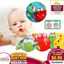 Babytoon Baby Bath Buddy Safety (Hot Water Detector)