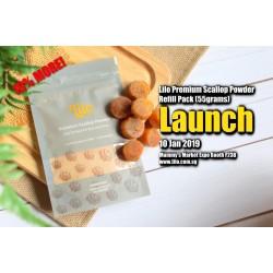 Lilo Premium Scallop Powder Refill Pack (55g)